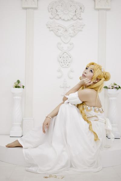 美少女戦士セーラームーン セーラームーン/月野うさぎコスプレROM写真集「Pearl」サンプル