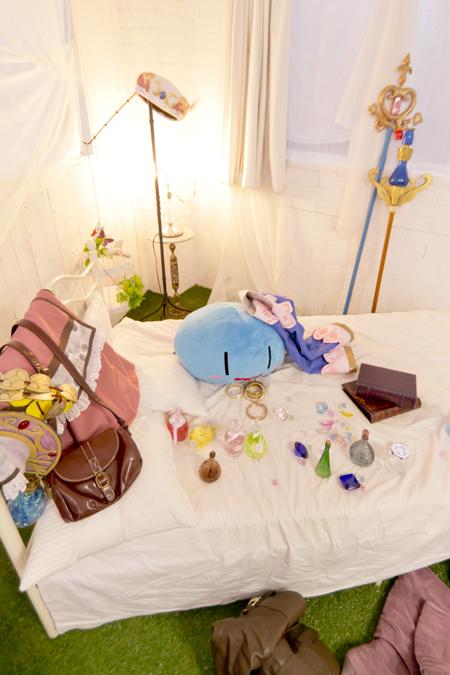 アーランドのアトリエシリーズ コスプレ写真集「きららのアトリエPlus ~花園の錬金術士2~」サンプル